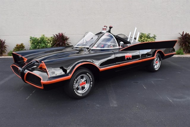 teamspeed.com 1966 Custom Batmobile
