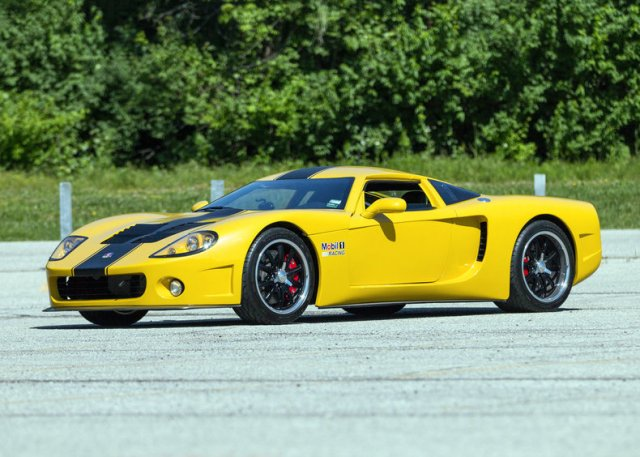 2008 Factory Five GTM