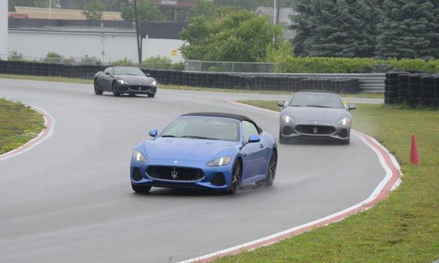 Gran Turismo on Track