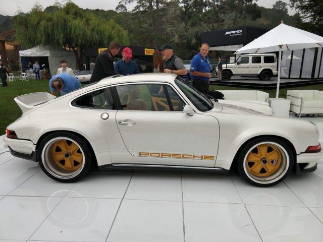 Team Speed at Monterey Car Week