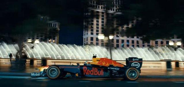 Aston Martin Red Bull Race Car