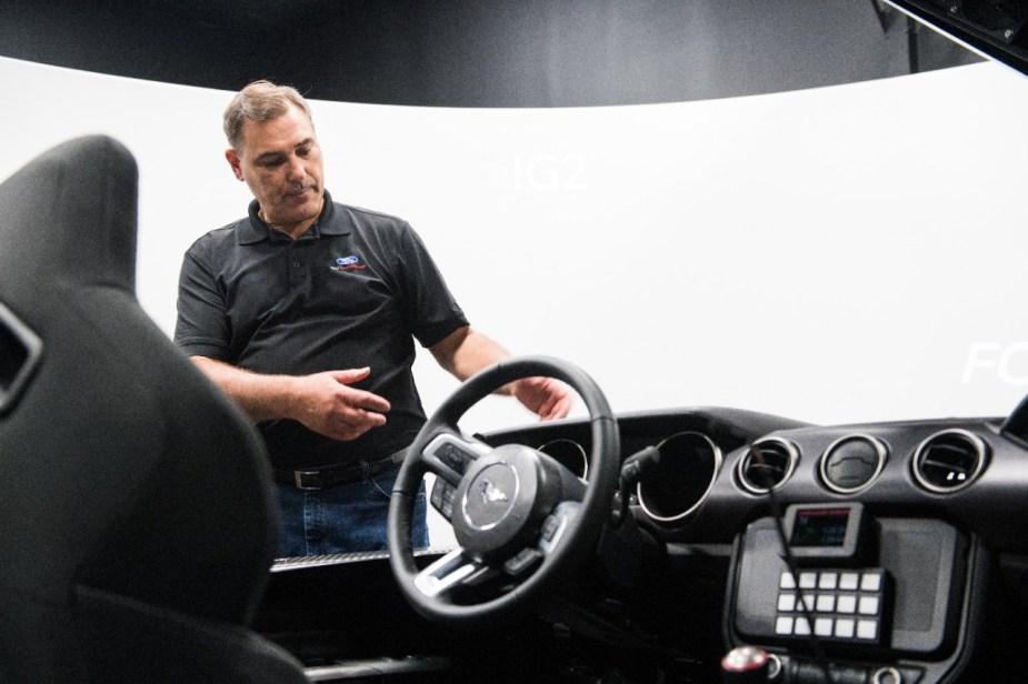 Ford Production Simulator