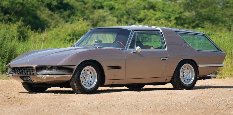 1965 Ferrari 330 GT Shooting Brake front
