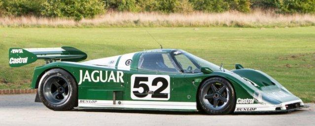Jaguar XJR6 Passenger Side