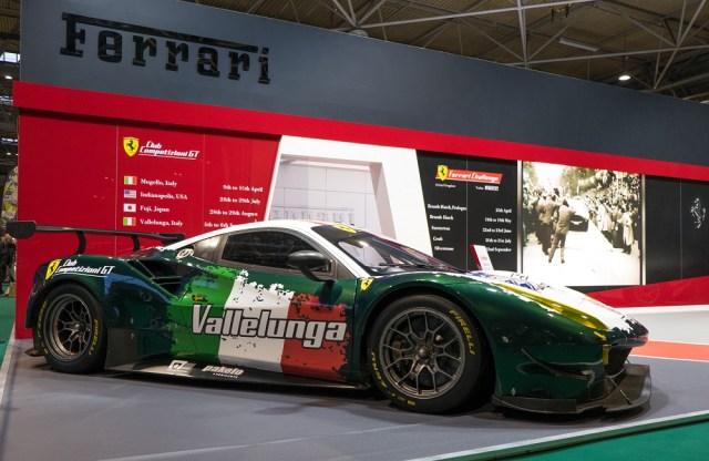 Ferrari Competizioni GT Club