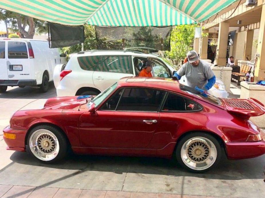 1976 Porsche 911