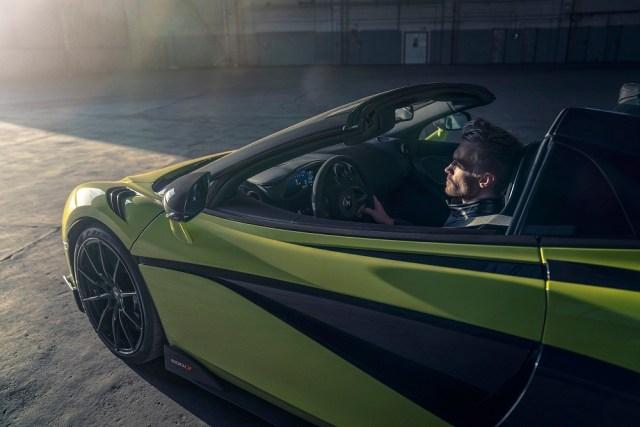 TEAM SPEED: McLaren 600LT Spider