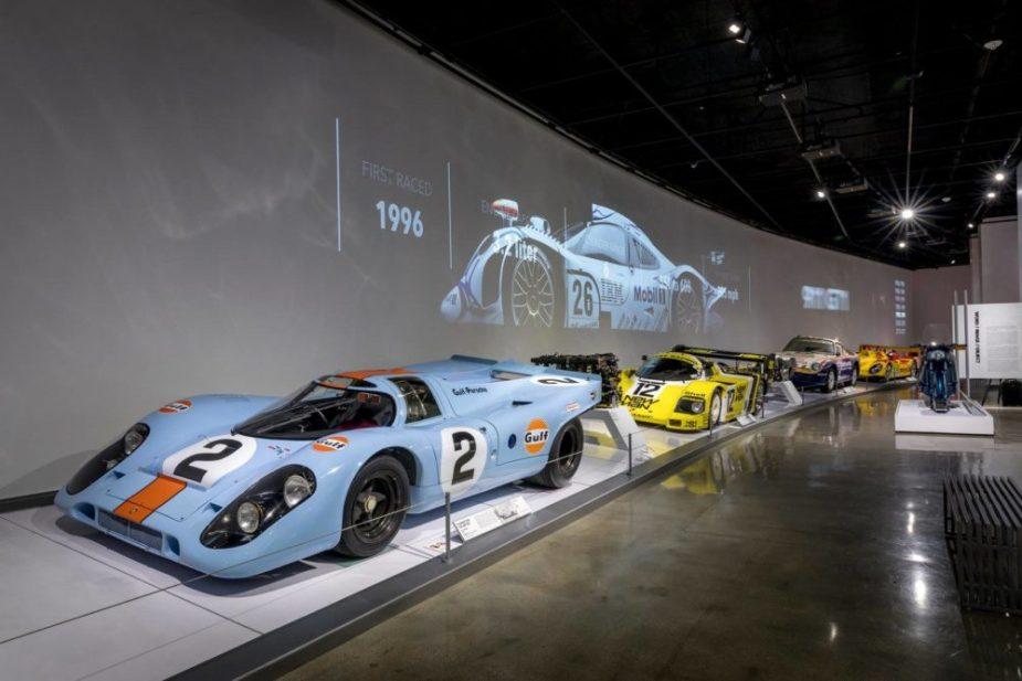 Petersen Porsche Effect