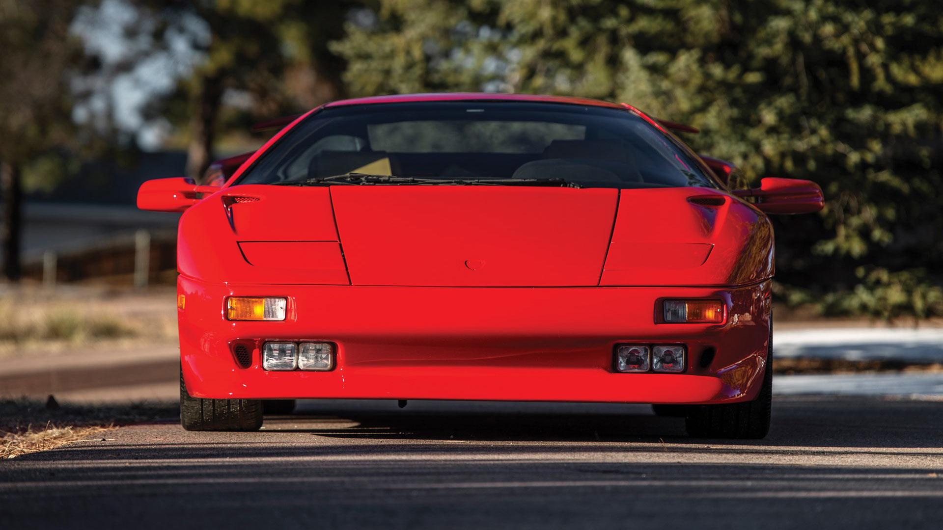Mario Andretti\u0027s Lamborghini Diablo Up for Auction , TeamSpeed