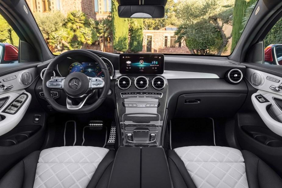 2020 Mercedes-Benz GLC Coupé