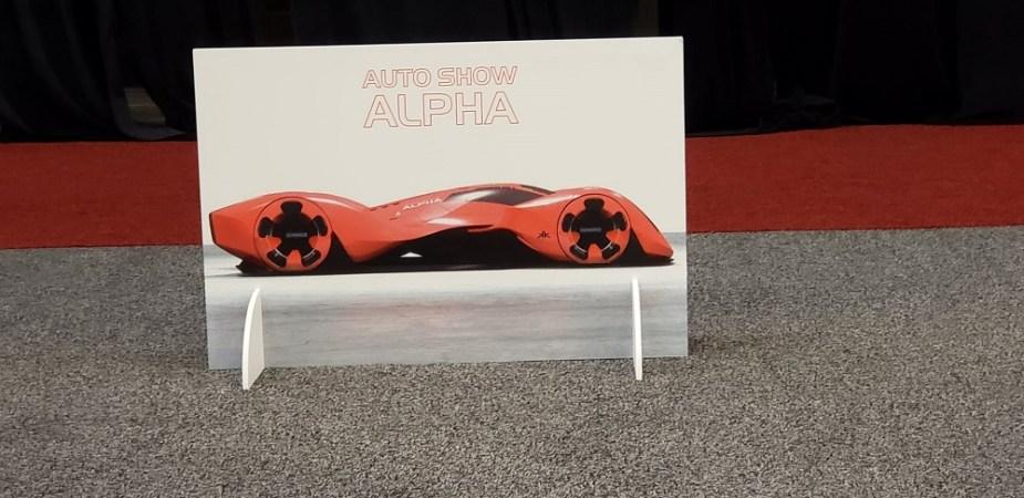 Auto Show Alpha
