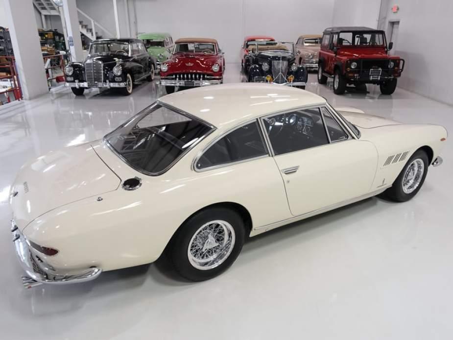1962 Ferrari 330GT Enzo Ferrari