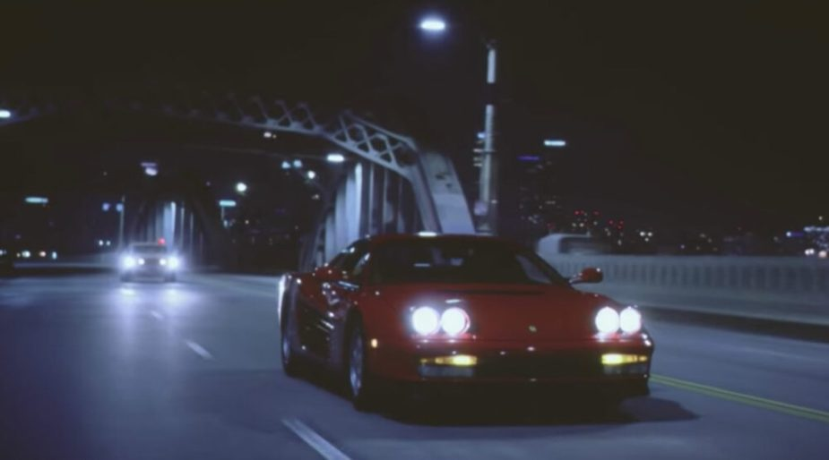 Kavinsky - ProtoVision - Ferrari Testarossa and Ford Mustang II
