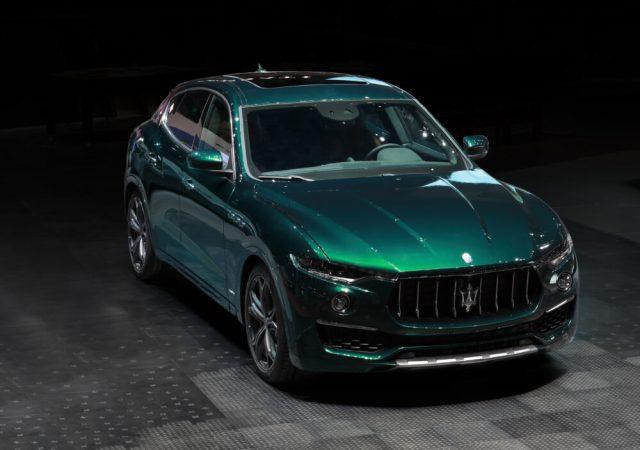 Maserati Levante ONE OF ONE