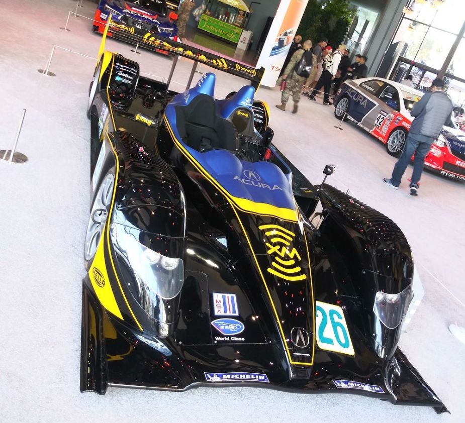 Andretti Green Racing's ARX-01a Paved A Winning Path For