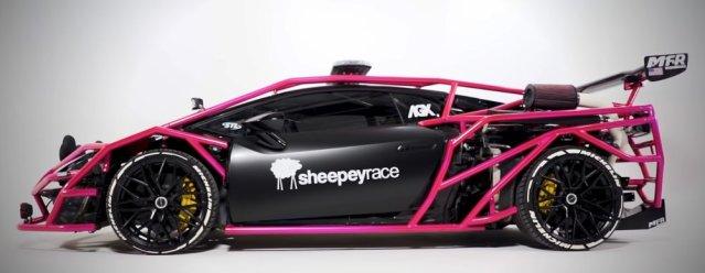 Alex Choi Lamborghini Huracan Unicorn V3