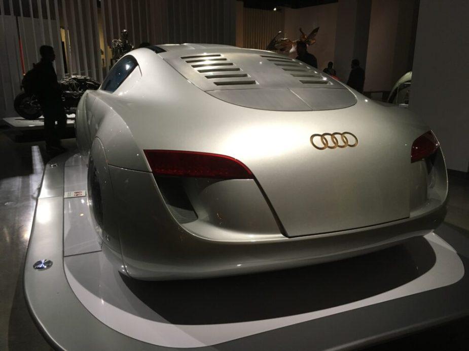 I, Robot Audi RSQ
