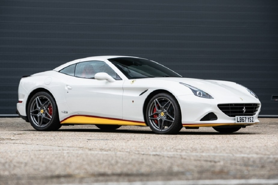 2018 Ferrari California T 70th Anniversary