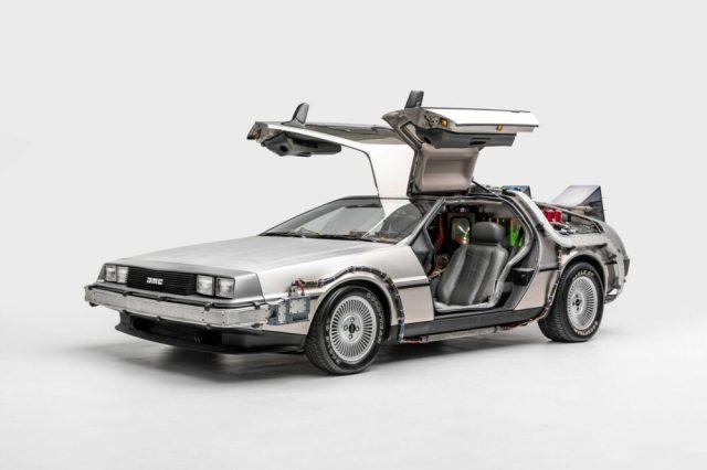 Petersen DeLorean Back to the Future