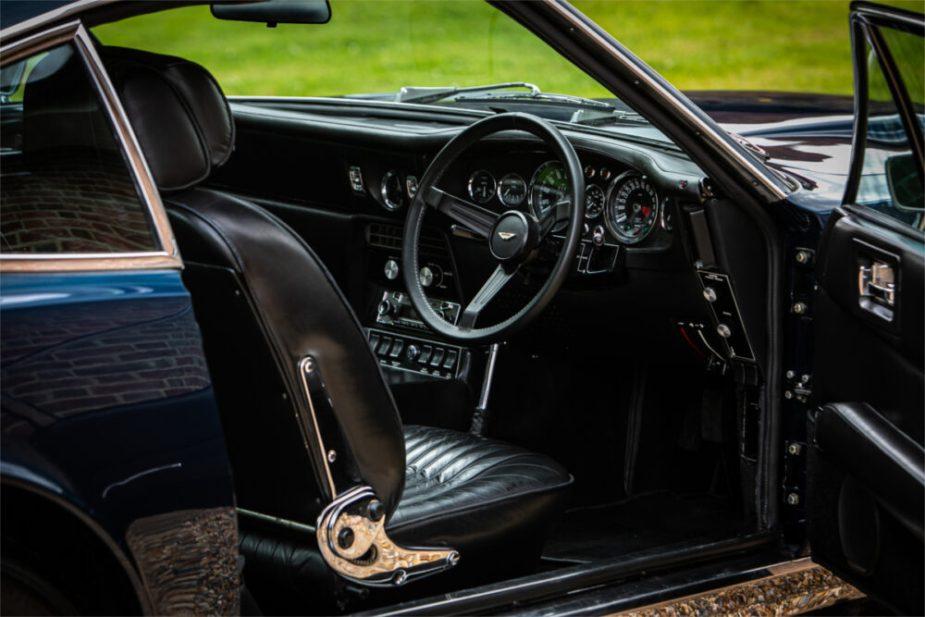 1970 Aston Martin DBS V8 Steve Googan