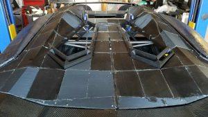 3D Printed Lamborghini Aventador