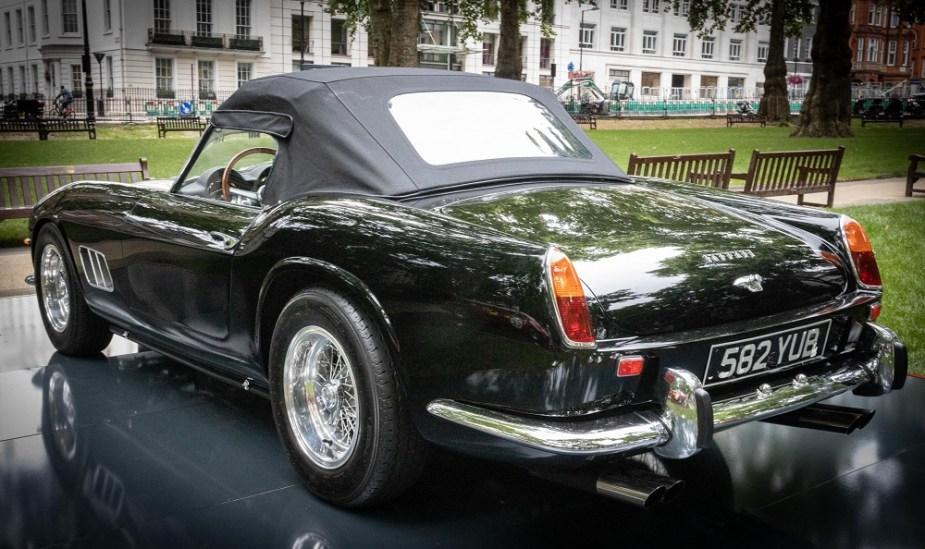 1961 Ferrari 250 California Spider