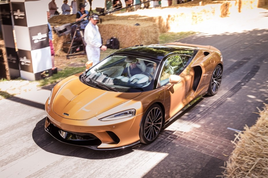 McLaren GT Goodwood Festival of Speed