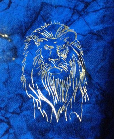 Logo Engraving Detail