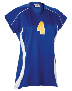 Women's team uniforms