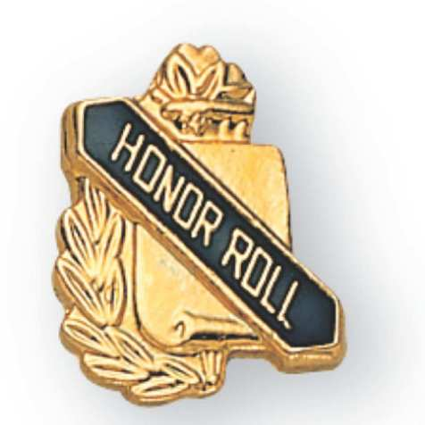 Stock Honor Roll Pin