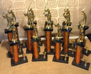 Golf Tournament Trophies