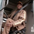 Curtis Cunningham of Galesburg was recently inducted into the UPS Circle of Honor for achieving 25 years of accident-free driving. | STEVE DAVIS/The Register-Mail