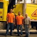 Auburn Supply (L to R) Randy Swart, Lou Stepanek, Dennis Kucharzyk