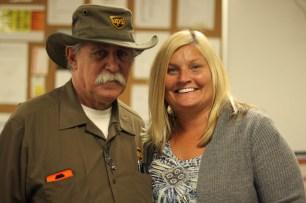 Ralph and Kathy Keburis