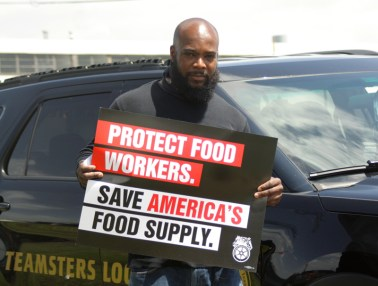 Therrell Miller, Local 710 Carl Buddig