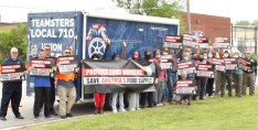 Local 710 Carl Buddig National Day of Action 2020