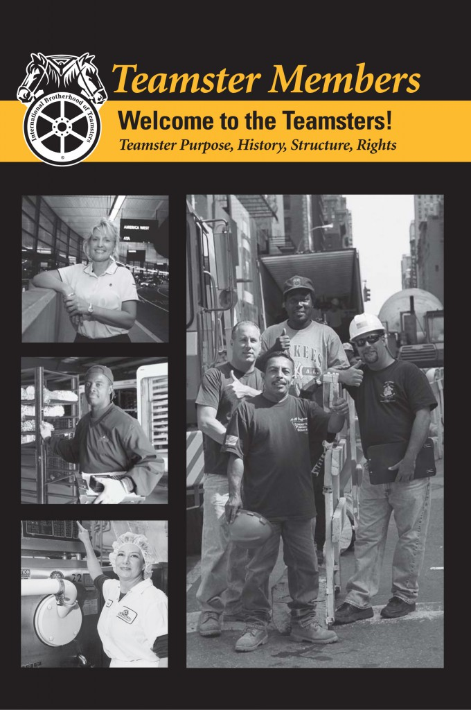 Teamsters Local Union 856 Shop Steward Education