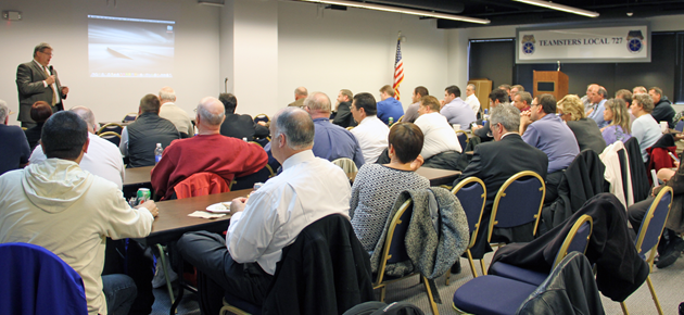 PHOTOS: Funeral Members Gain Knowledge at Union's CE Seminar
