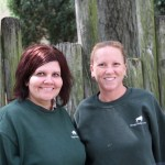 Stewards Spotlight: Lisa McAuliffe and Carrie Sapienza of the Chicago Zoological Society