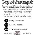 CVS Pharmacists Day of Strength