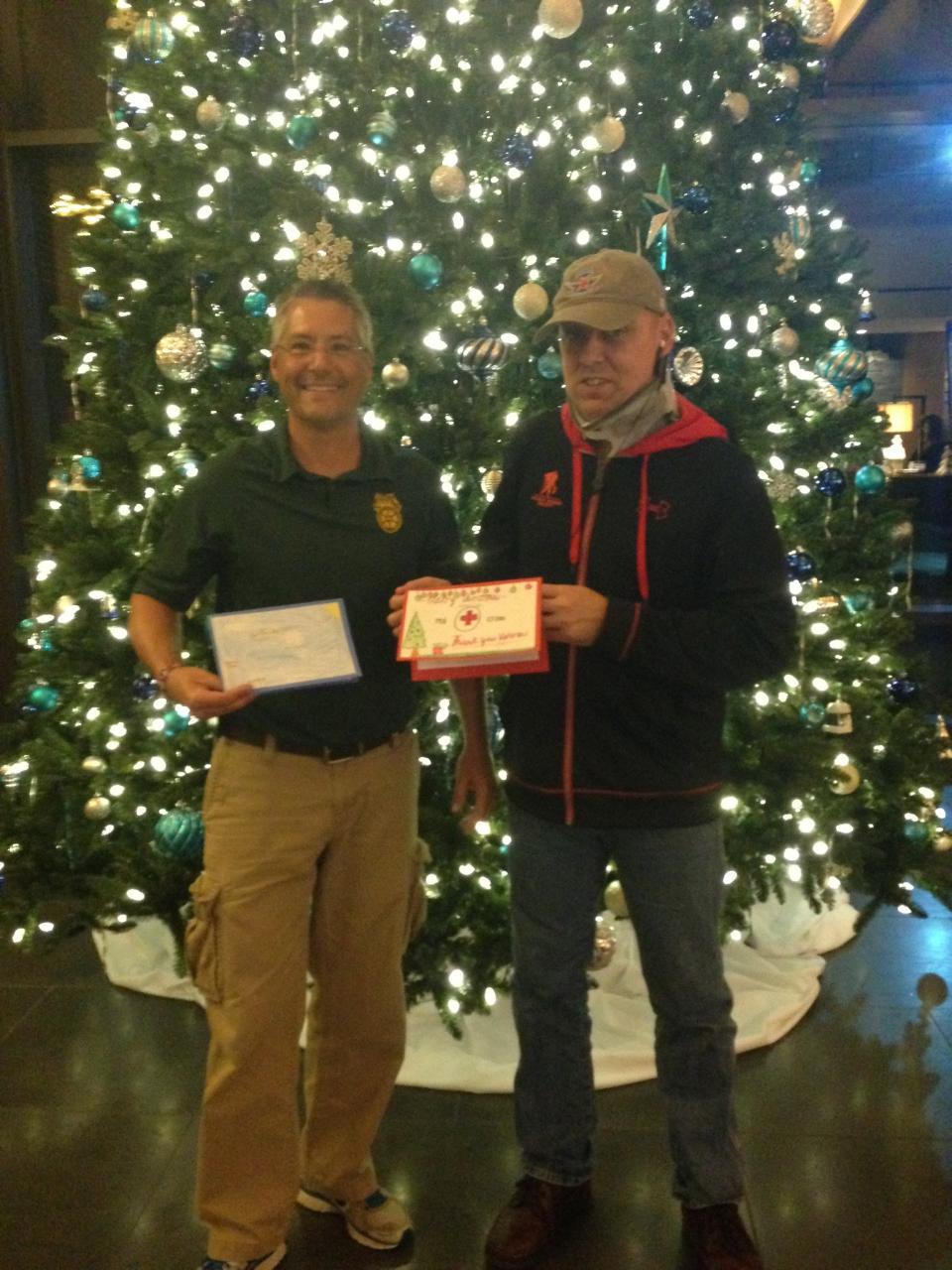 """Local 769 Helps Say """"Thank You"""" to Our Soldiers » Teamsters Local 769"""