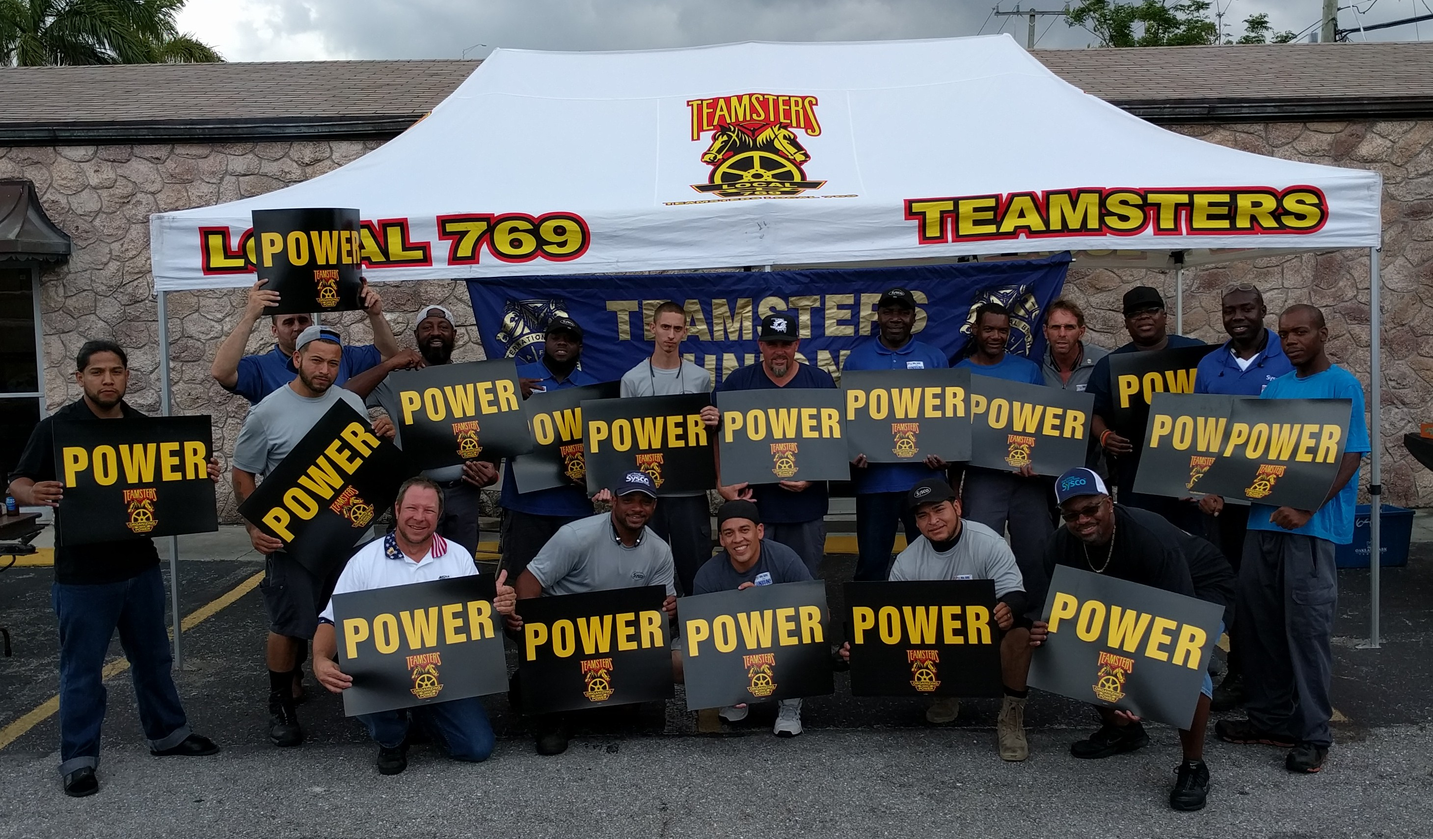 Teamsters Local 769 » Unity, Pride and Strength » Page 13