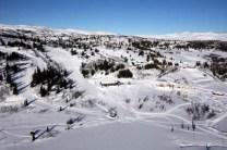 Oversikt Gamlestølen vinter