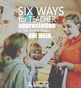 Six ways to refuel your worth, value, and appreciation as a teacher.