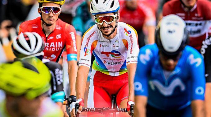 Anthony Turgis termine 9e à Valence