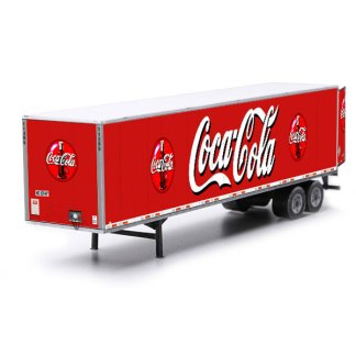 Beverage Company Semi-Trailers