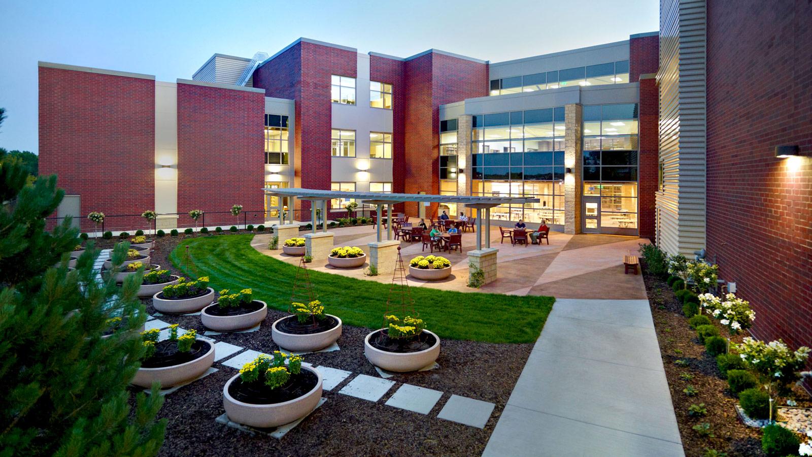 Intermediate District 287 North Education Center - TSP Public
