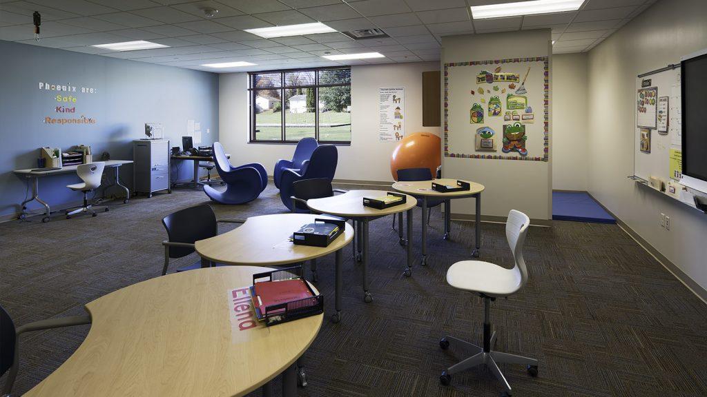 Intermediate District 287 Ann Bremer Education Center - TSP
