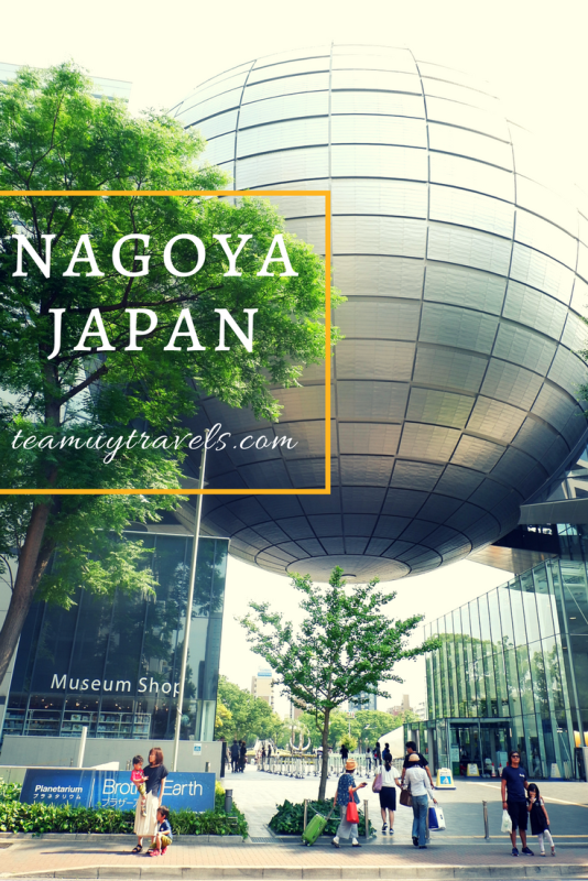 EXPLORE NAGOYA, JAPAN - TEAM UY TRAVELS