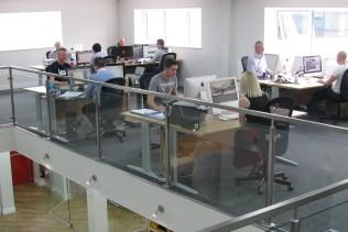 Team Valley Web Office